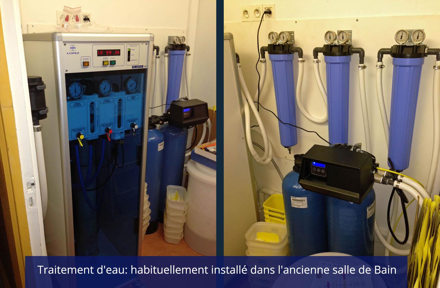 traitement de l eau